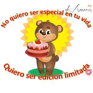 Imagenes de amor para whatsapp - No quiero ser especial - Quiero ser Edicion Limitada Amor.es