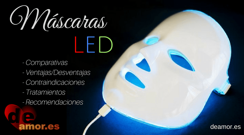 portada máscara led facial
