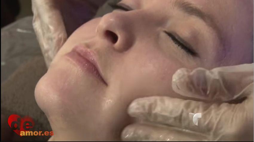 Tonificar la piel - máscara led