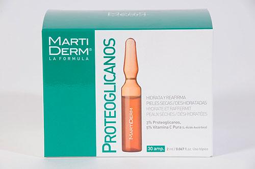 MARTIDERM Proteos Hydra Plus 30-ampollas