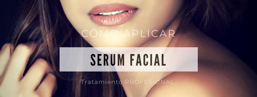 PORTADA COMO APLICAR serum facial