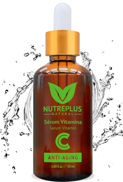 Serum facial nutreplus antiedad