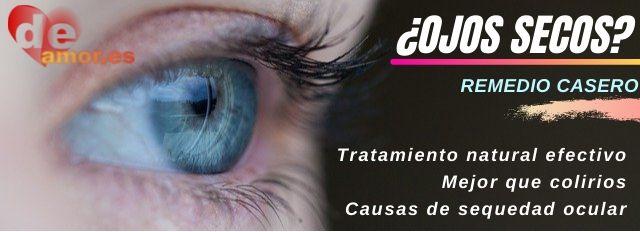 Banner - Aceite de ricino para ojos secos