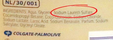 El peor ingrediente para piel seca en Gel