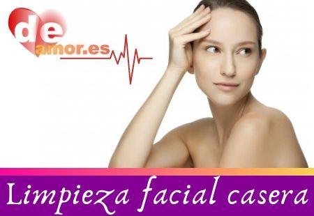 Limpieza facial casera en 6 pasos Portada