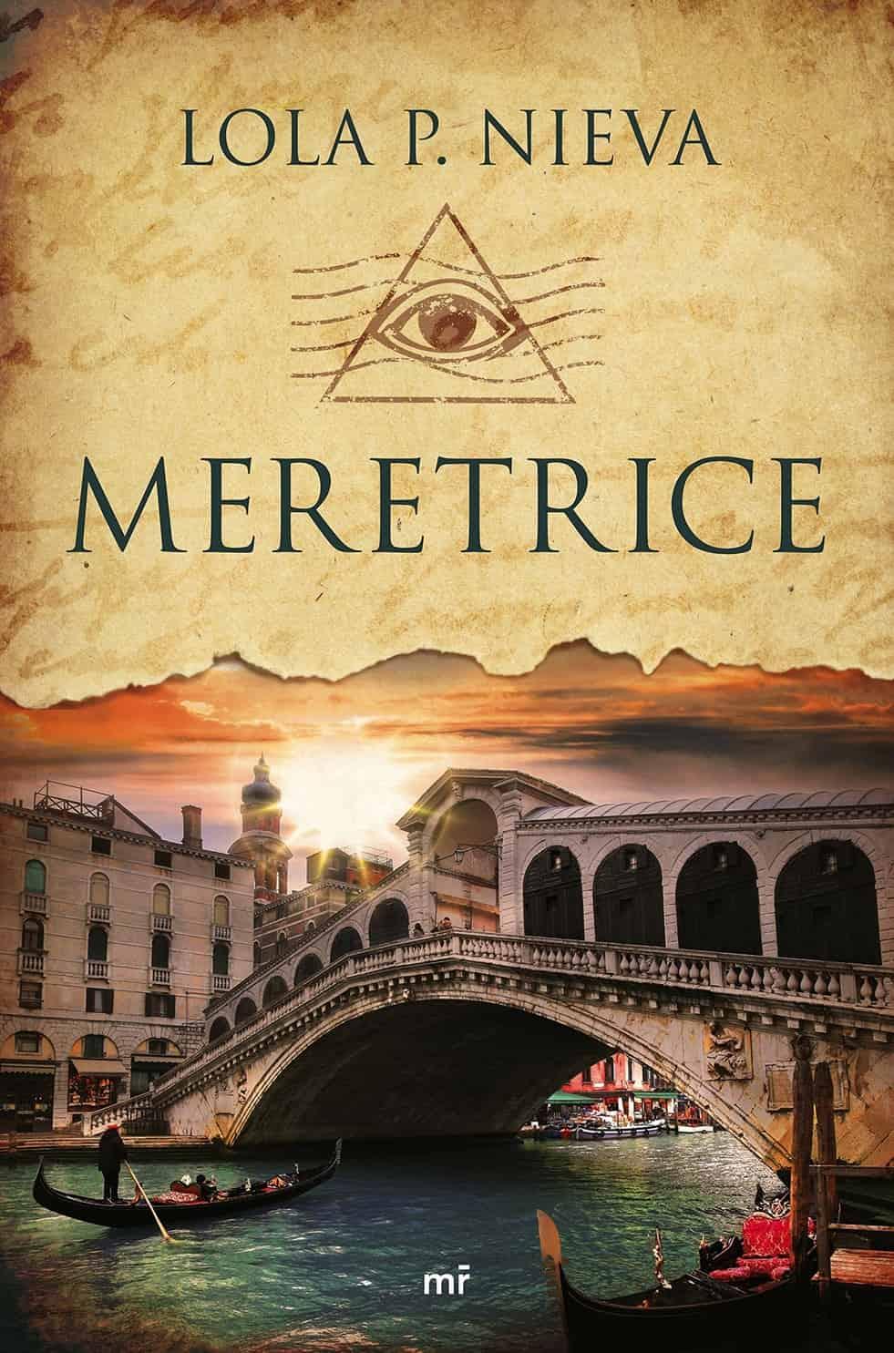literatura erótica actual - Meretrice - Lola P. Nieva