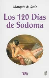 literatura erótica - las 120 noches de sodoma