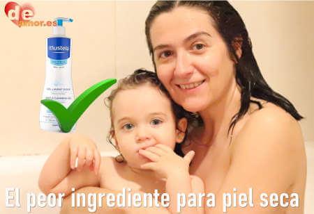 peor ingrediente para piel seca y-sensible-familia-deamor.es