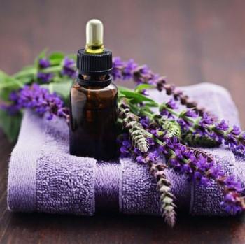 Frasco aceite esencial para eliminar acné