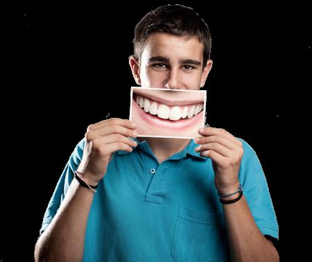 sonrisa blanqueamiento dental en casa