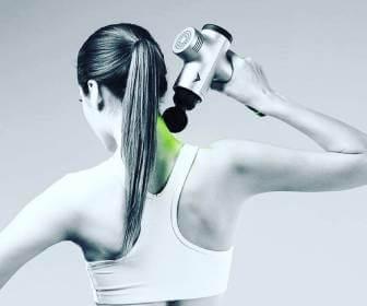 Como usar pistola de masaje
