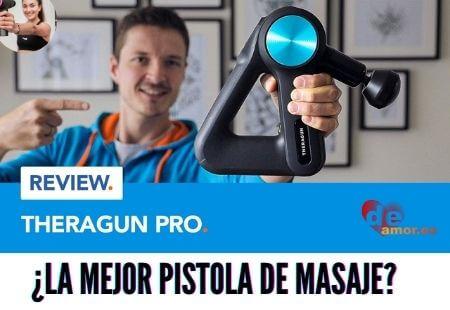 Análisis pistola de masaje theragun pro