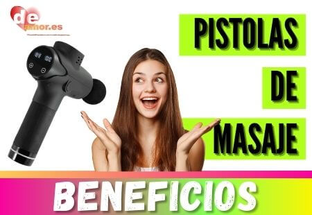 beneficios de la pistola digital Massage gun