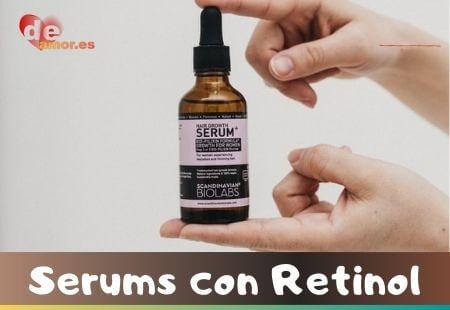 Portada Mejor serum con retinol